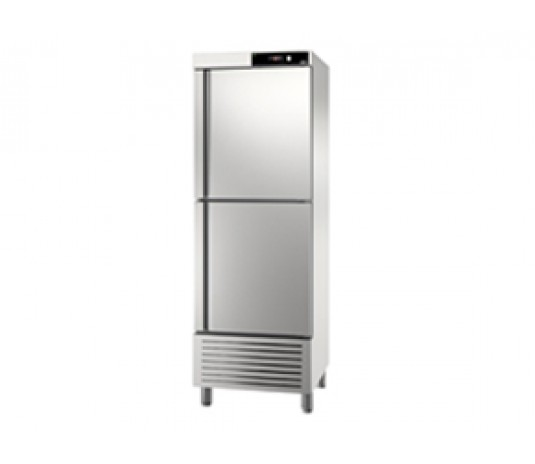 Холодильный шкаф 2 двери (2х1/2)/1 камера ASBER 600л GCP-602 R