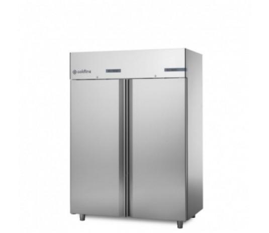 Холодильный шкаф 2 двери Coldline (Италия) 2 камеры A140/2MM