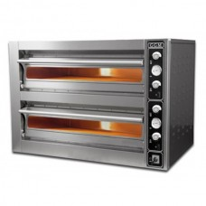 Печь для пиццы - 6+6 x 30 см