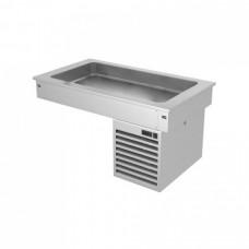 Встроенная охлаждающая ванна 1,1 м - серия A KA116A