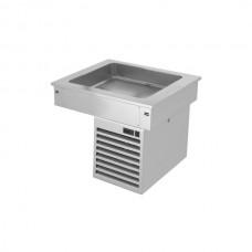 Встроенная охлаждающая ванна 0,8 м - серия A KA86A