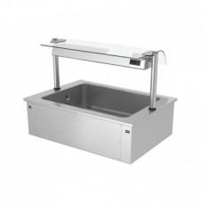 Встроенная ванна для льда 1,1 м - серия B EA116B