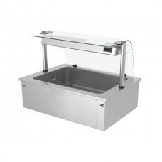 Встроенная ванна для льда 1,1 м - серия С EA116C