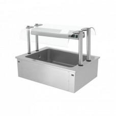 Встроенная ванна для льда 1,1 м - серия D EA116D