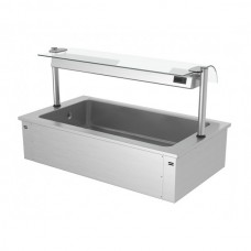 Встроенная ванна для льда 1,5 м - серия B EA156B