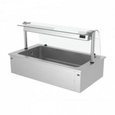 Встроенная ванна для льда 1,5 м - серия С EA156C