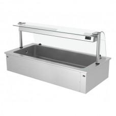 Встроенная ванна для льда 1,8 м - серия С EA186C
