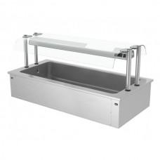Встроенная ванна для льда 1,8 м - серия D EA186D