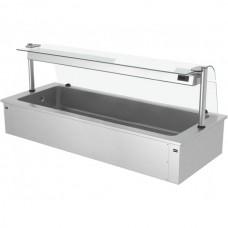 Встроенная ванна для льда 2,1 м - серия С EA216C