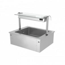 Встроенная ванна для льда 0,8 м - серия B EA86B