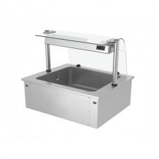 Встроенная ванна для льда 0,8 м - серия С EA86C