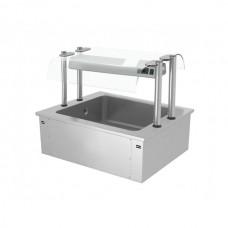 Встроенная ванна для льда 0,8 м - серия D EA86D