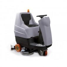 Пылесос для пола автоматический с сиденьем для водителя / производительность 3780 м² / ч ASW3780