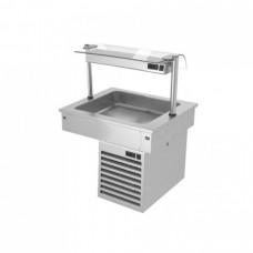 Встроенная охлаждающая ванна 0,8 м - серия В KA86B