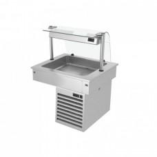 Встроенная охлаждающая ванна 0,8 м - серия С KA86C