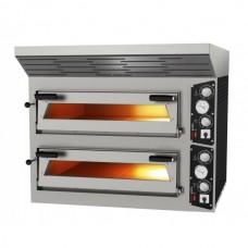 Печь для пиццы - 6+6 х 35 см