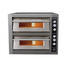 Печь для пиццы - 4+4 x 30 см