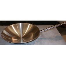 Сковорода WOK для индукц.плиты Bertos WOK