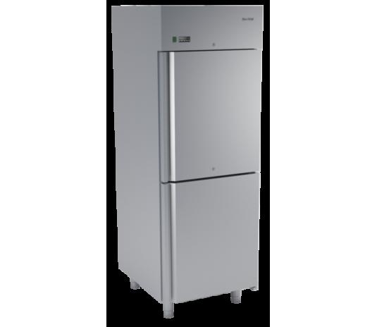 Холодильна шафа з нержавіючої сталі DM-92103
