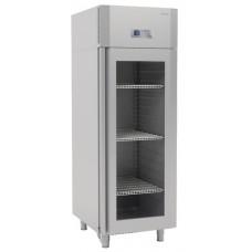 Холодильна шафа Преміум зі скляними дверима DM-92132