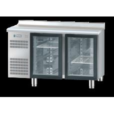 Холодильний стіл зі скляними дверима DM-S-94005
