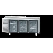 Холодильний стіл зі скляними дверима DM-S-94006
