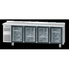 Холодильний стіл зі скляними дверима DM-S-94008