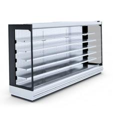 Холодильні стелажі (регали, горки) виносний холод