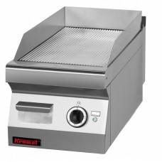 Електрична плита безпосереднього смаження 700.PBE-400R-C