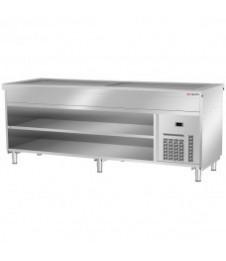 Поверхности холодильные кухонные