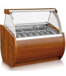 Вітрини морозильні для морозива